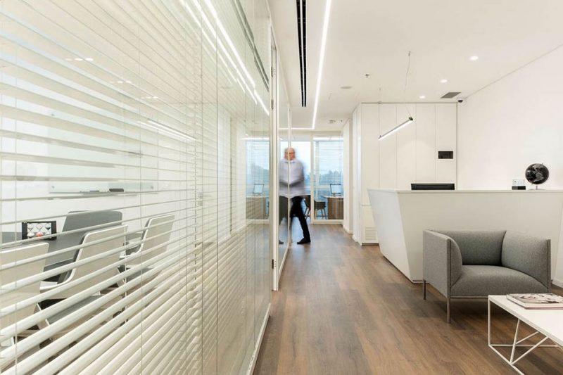 אדריכלות משרדים חברת Clearfuture