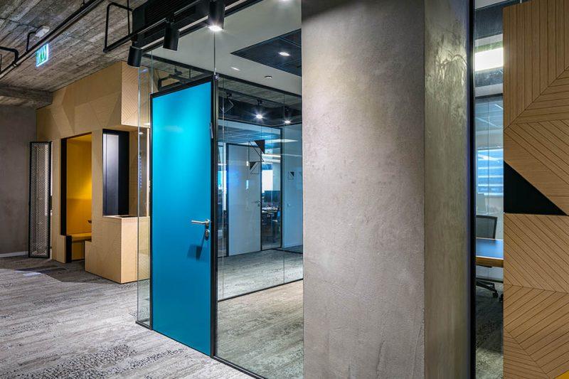 עיצוב משרדי Markets Pulse