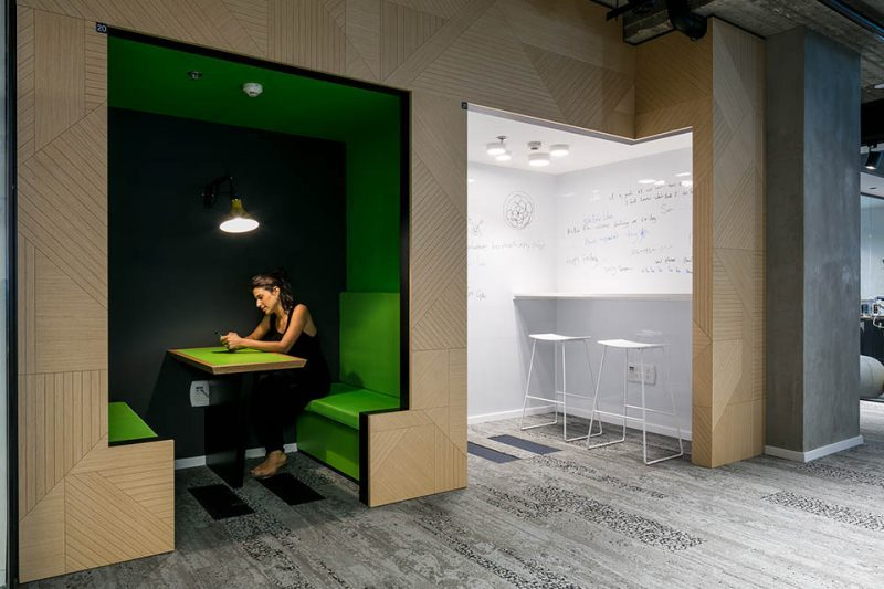 אדריכלות משרדי Markets Pulse