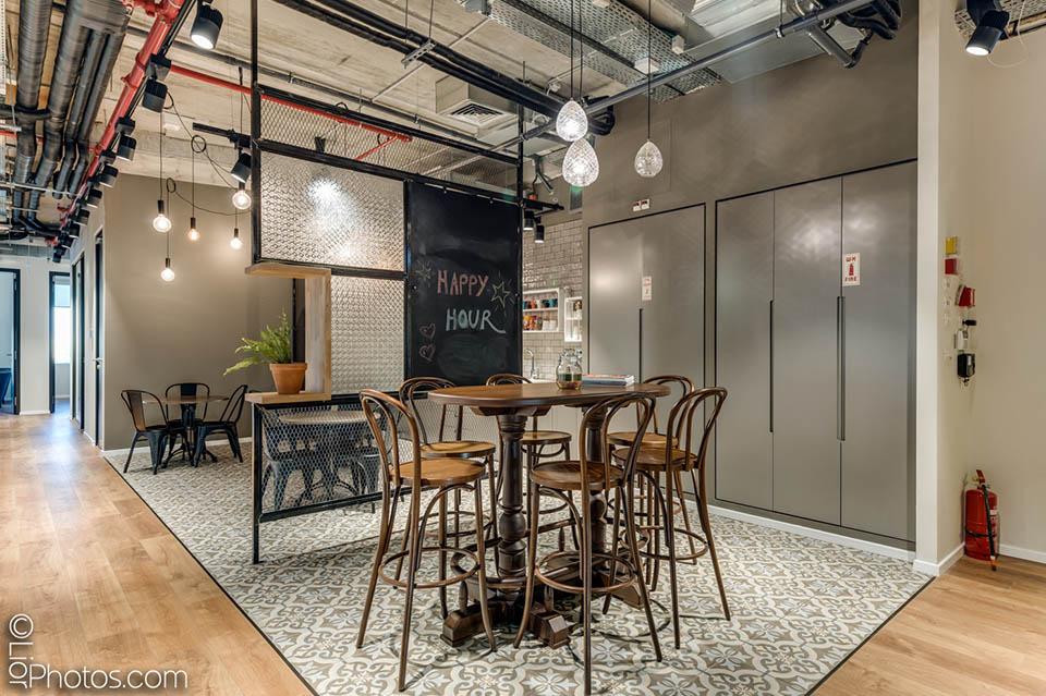 אדריכלות משרדי MER GROUP