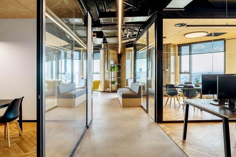 אדריכלות משרדים פרויקט SIEMPLIFY