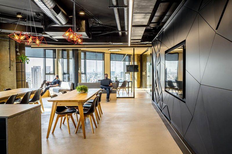 אדריכלות משרדי חברת SIEMPLIFY