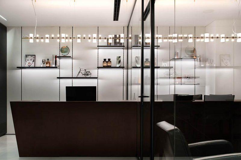 עיצוב לובי משרדי עורכי דין