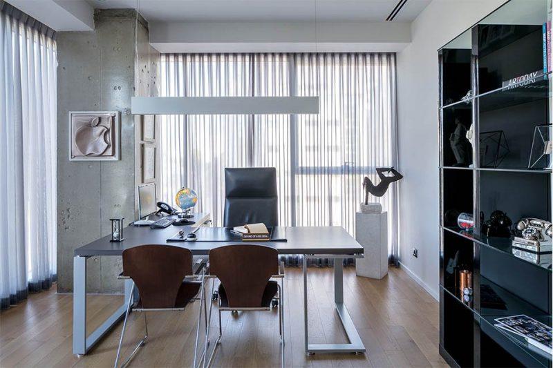 אדריכלות משרדי שרם