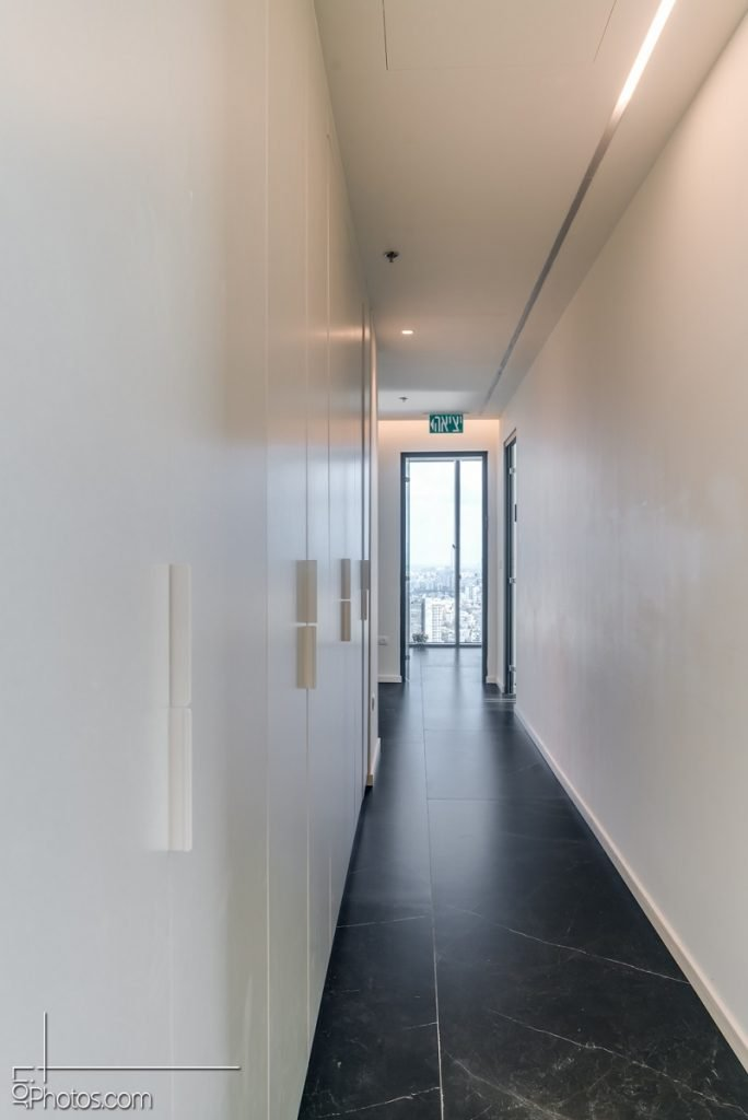 עיצוב משרדים - HBW Law office