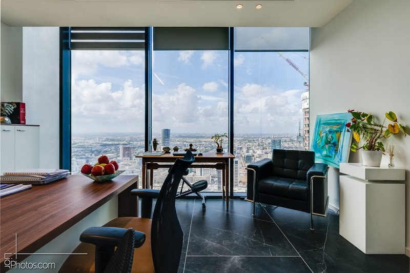 אדריכלות משרדים - HBW Law office