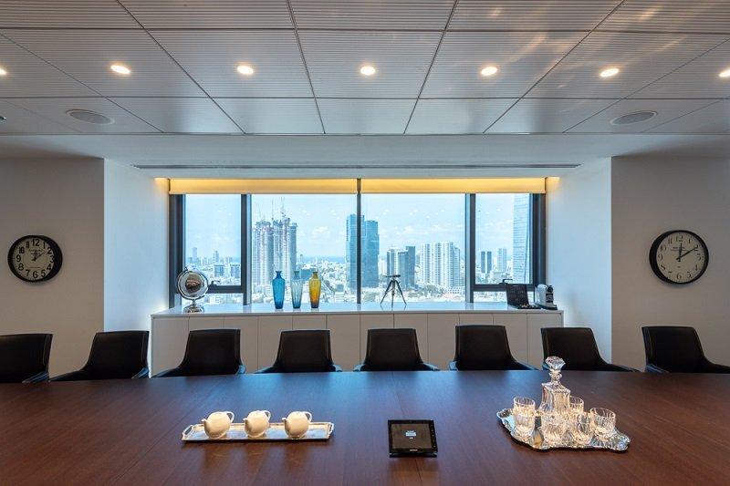 אדריכלות משרדים - פתאל