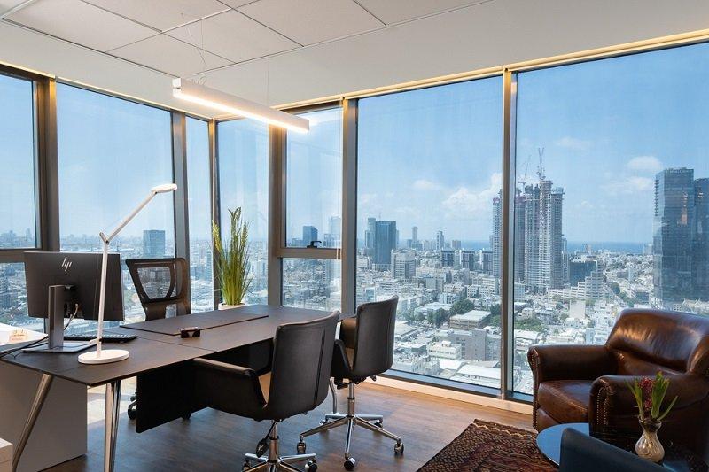 פרויקט אדריכלות משרדים - פתאל