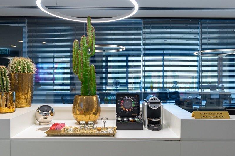 פרויקט עיצוב משרדים - פתאל