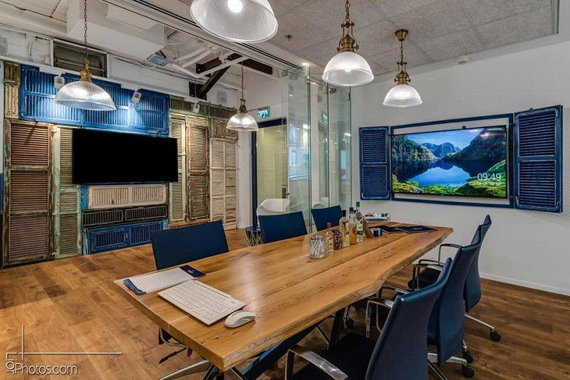 עיצוב משרדים תמונות