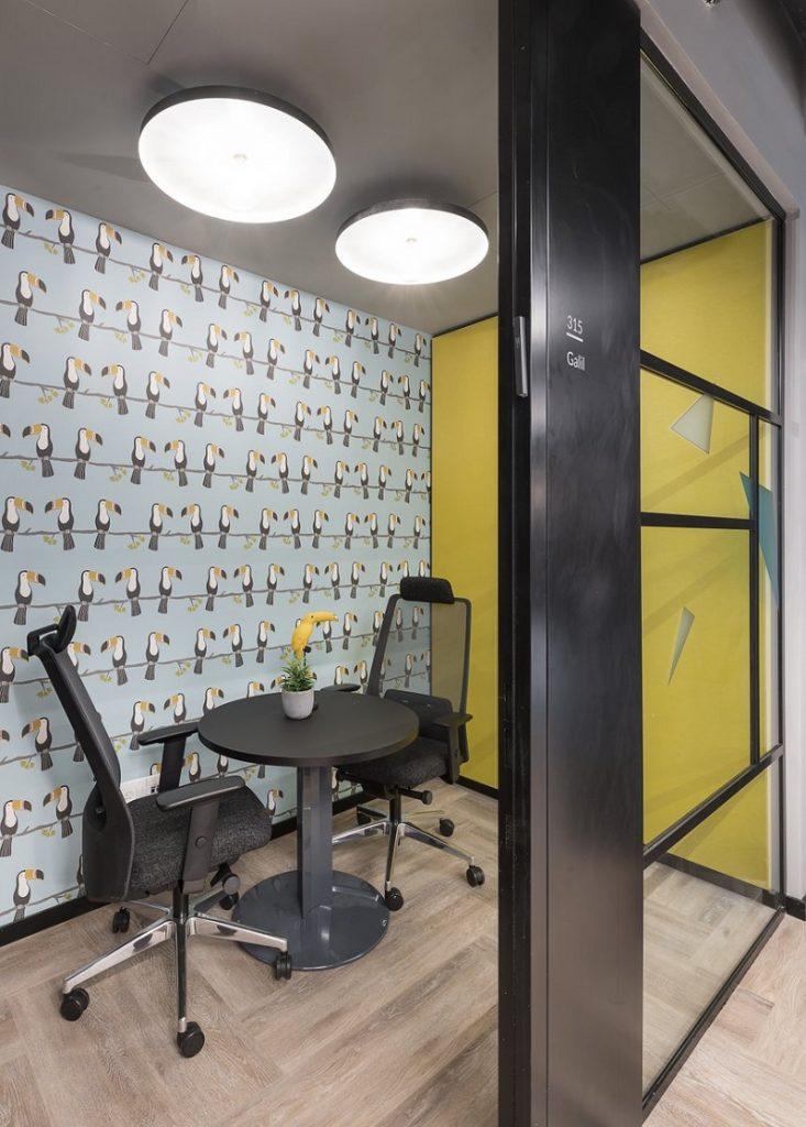 עיצוב פנים משרדים חברת ARM