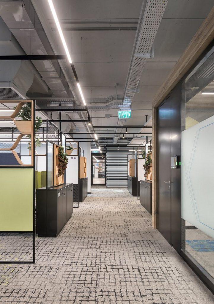 אדריכלות משרדים חברת ARM