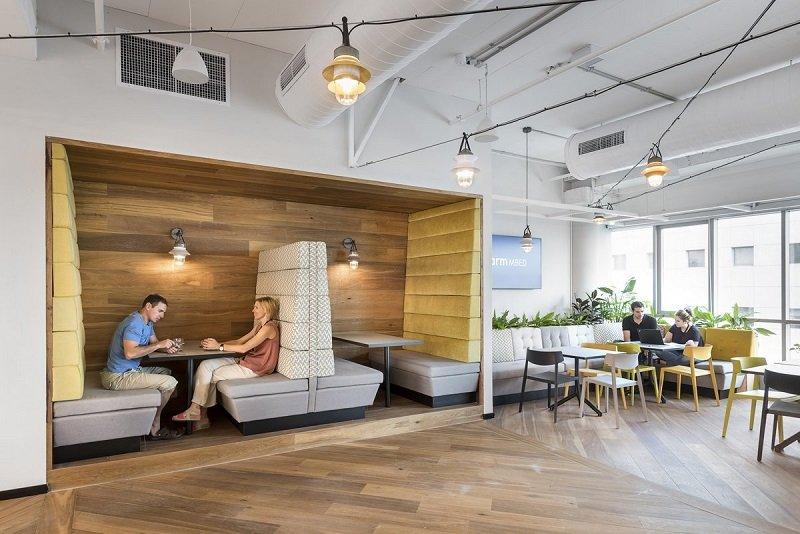 עיצוב משרדים תמונות חברת ARM