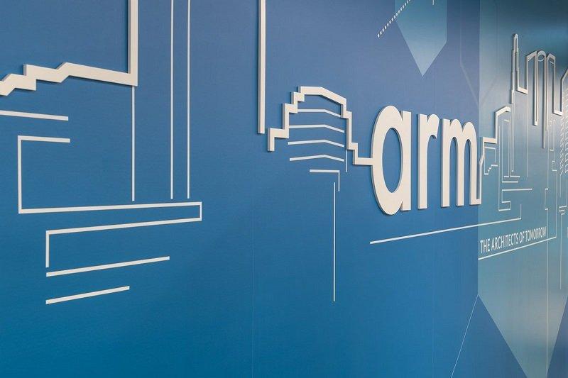 תמונות עיצוב משרדים חברת ARM