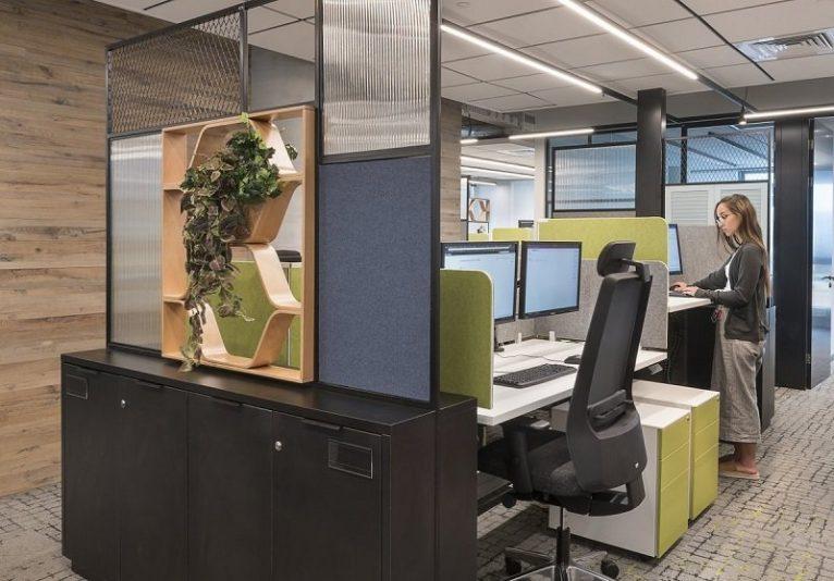 עיצוב משרדים חברת ARM
