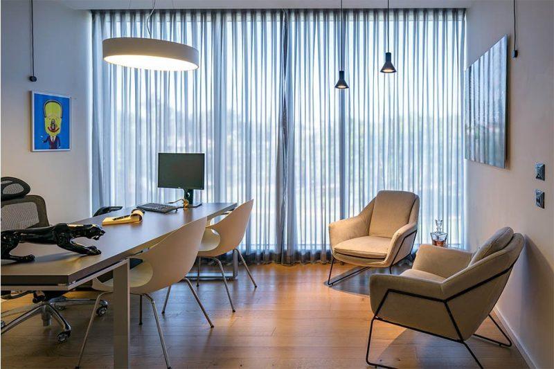 פרויקט שרם אדריכלות משרדים