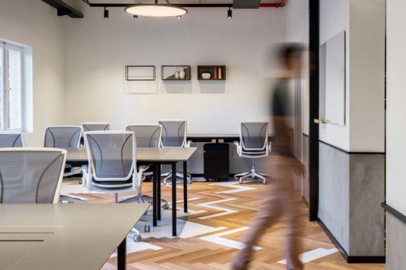 עיצוב משרדים Open Space