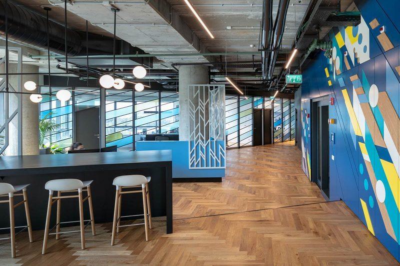 עיצוב משרדי BATTERY VENTURES