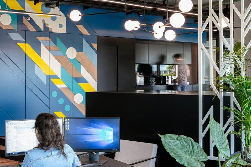 פרויקט עיצוב משרדים בחברת BATTERY VENTURES